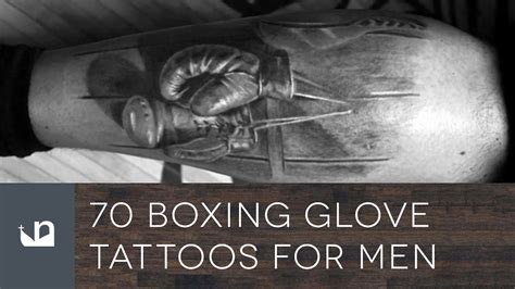 70 Boxing Glove Tattoos For Men - YouTube