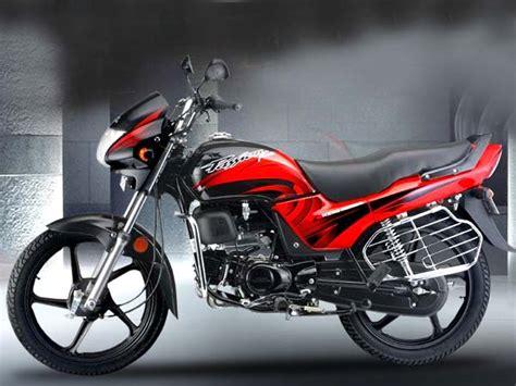 Hero Honda Passion Plus Bike Review