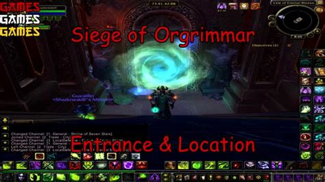 siege of orgrimmar 100 images 7 1 change you can