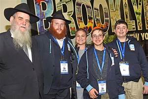 Florida shooting survivors travel to Jewish summit in Brooklyn