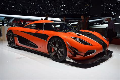Koenigseggs Agera Final Is The Swansong Of The Series