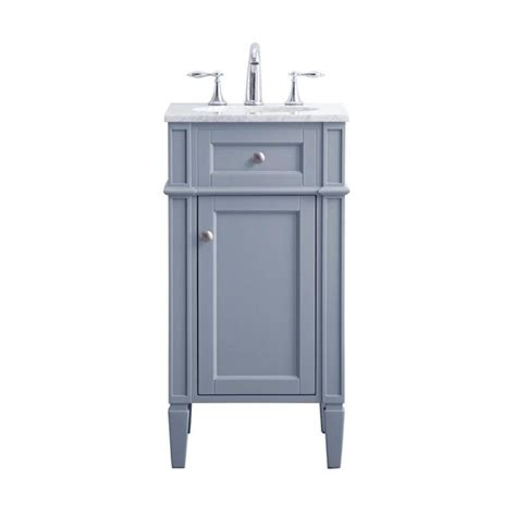 You can easily compare and choose from the 10 best 18 inch bathroom vanity with sinks for you. Elegent 18 Inch Bathroom vanity Model VF12518GR color Matt ...