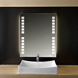 Spiegel Rund Hinterleuchtet : badspiegel online spiegel mit licht badspiegel shop 10 ~ Indierocktalk.com Haus und Dekorationen