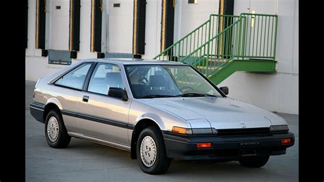 Commuter Classic This €�87 Honda Accord Still Looks Brand New