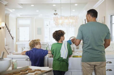 Wenn Eltern Aelter Werden Familie Der Pflicht by Pflichten Kindern Ist Die Mitarbeit Im Haushalt