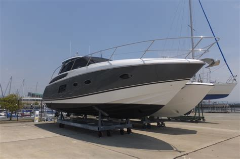 Stern Boat Type by Princess V39 Stern Drive Used Boat In Japan For Sale