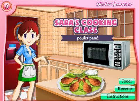 jeu fr cuisine jeu poulet cuit au four