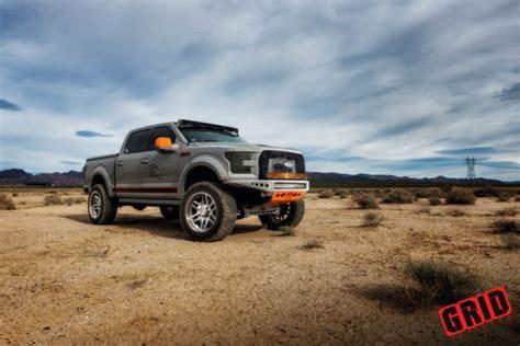 Ford F-150 Ecoboost Grid Off-road Wheels