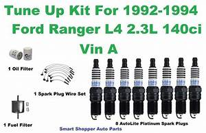 Tune Up Kit For 1992