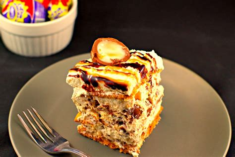 1,806 likes · 12 talking about this. Easter cream egg icebox cake | Easy Easter Dessert - Food ...