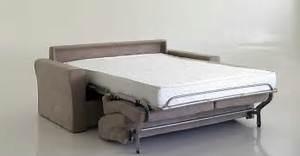 canape lit pour couchage quotidien With sur matelas pour canape lit