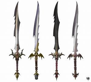 cool blades by weaponmaster007007jl on DeviantArt