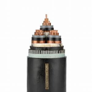 China High Voltage  Low Voltage Copper   Aluminum Conductor  Pvc Insulated Cable  Xlpe Insulated
