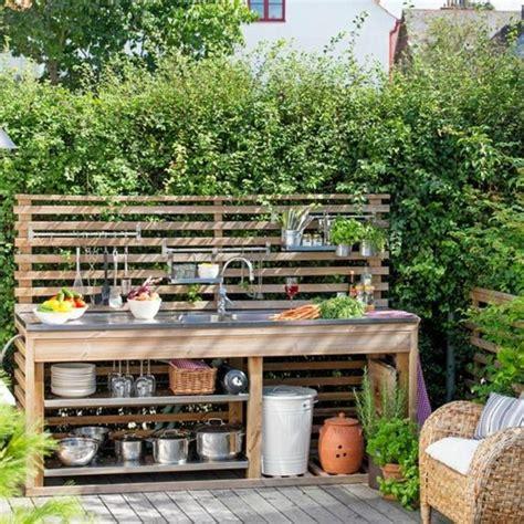 cuisine d ete barbecue 1001 idées d 39 aménagement d 39 une cuisine d 39 été extérieure