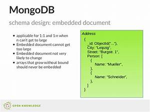 mongo db schema design patterns With mongodb get documents