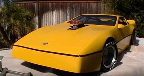 chevrolet  corvette  powered rc car gm authority