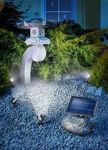 Holzwände Für Garten : solarlampen f r den garten informationen tipps ~ Sanjose-hotels-ca.com Haus und Dekorationen