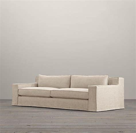 Restoration Hardware Sleeper Sofa by