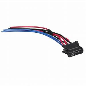 10 Pin Heater Resistor Wiring Harness Loom For Renault
