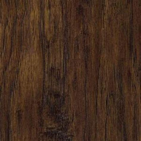 Trafficmaster Glueless Laminate Flooring Alameda Hickory by Trafficmaster Handscraped Saratoga Hickory Laminate