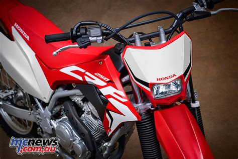 2019 Honda Trail Bikes by 2019 Honda Crf250f Trail Bike Arrives 6 499 Mlp