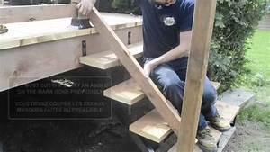 Fixplak 23 24 26 stairway installation installation for Escalier bois exterieur kit