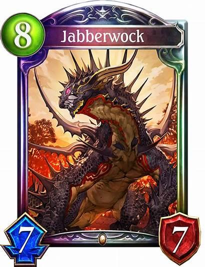 Jabberwock Shadowverse Gamepedia