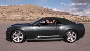 2013 Chevrolet Camaro Zl1 Convertible - First Look