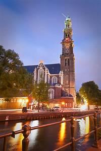 Igreja De Westerkerk  Amsterd U00e3o Imagem De Stock