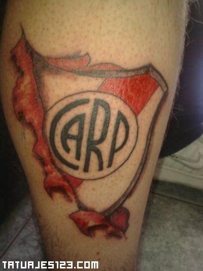 Tatuaje de River Plate Tatuajes 123