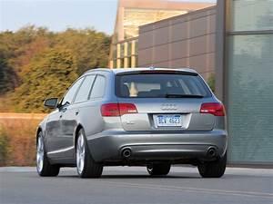 Audi A6 Avant Ambiente : audi a6 avant 2005 2006 2007 2008 autoevolution ~ Melissatoandfro.com Idées de Décoration