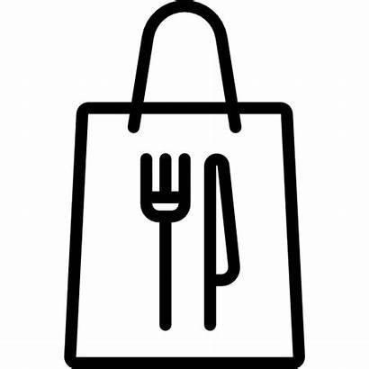 Icon Take Away Icons Bag Packs