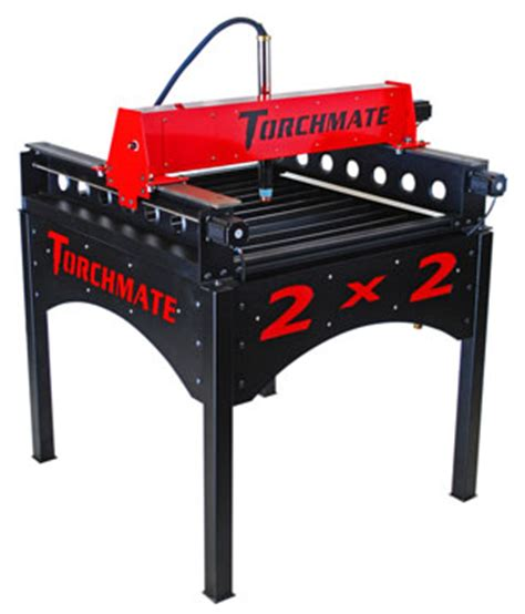 2x2 plasma cutting table trick tools adds the torchmate 2x4 cnc plasma system to