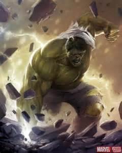 Marvel Heroes Game Hulk