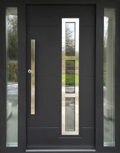 Contemporary Composite Exterior Doors  Exterior Doors And