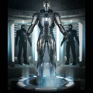 #IronManFan: Armor Unlock: Hall of Armor - Reveal of Mark ...