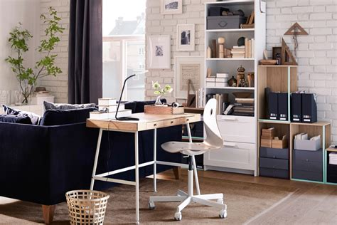 bureau en l ikea 10 bureaux qui donnent envie de travailler déco idées