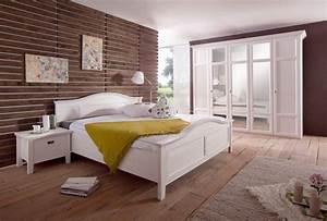 Bett 200x200 Günstig : doppelbett rome pinie weiss 200x200cm landhaus bett pick ~ Watch28wear.com Haus und Dekorationen