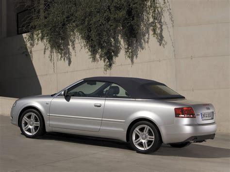 Audi A4 Cabriolet 2005 2006 2007 2008 Autoevolution