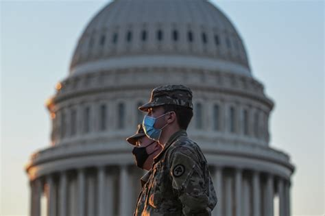 Where does the US stand one week after Capitol riot