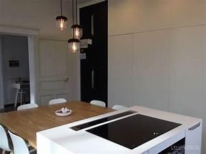Plan Travail Massif : quelques conseils pour choisir son plan de travail de cuisine ~ Premium-room.com Idées de Décoration