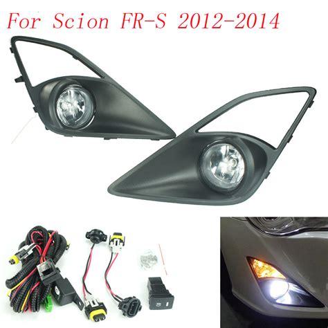 scion frs fog lights fog light for scion fr s frs 2012 2013 2014 fog ls