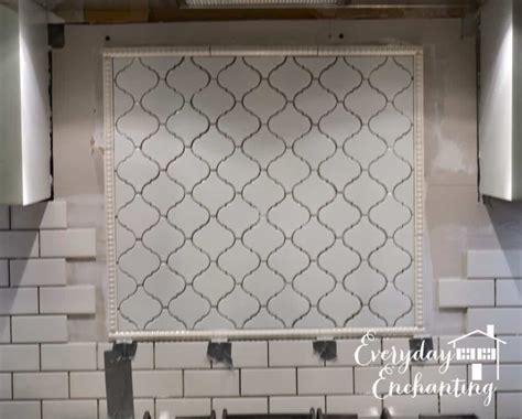 arabesque backsplash tile arabesque backsplash accent