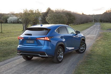 Lexus Nx F Sport 2018 Review Snapshot Carsguide