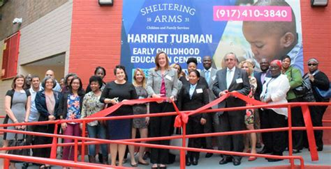 harriet tubman early childhood education center opens