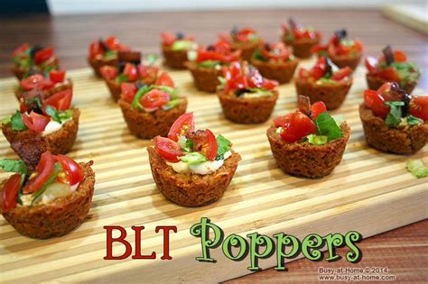 easy fourth of july appetizers blt poppers recipe a simple delicious 4th of july appetizer