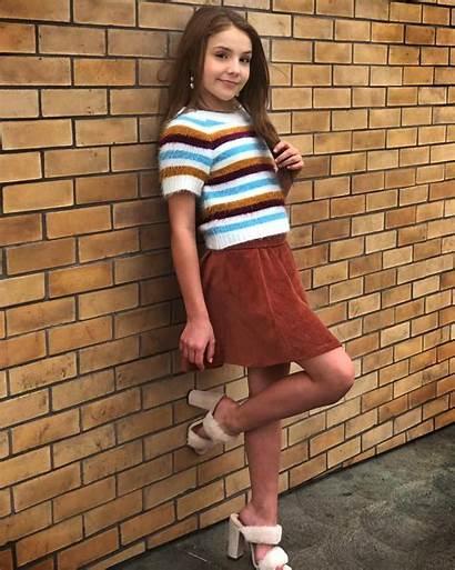 Piper Rockelle Outfits Little Preteen Heels Face