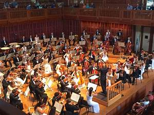 Young Artists Orchestra First Concert | Boston University ...
