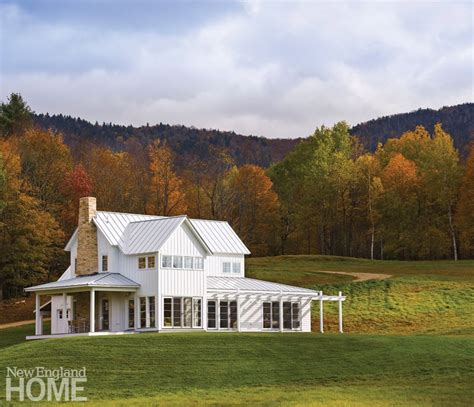 contemporary classic  vermont  england home magazine