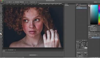 Photoshop Tool Healing Principiantes Wix Brush Manchas
